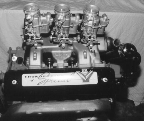 V8 292 Estadounidense Y Fase 1 Similar